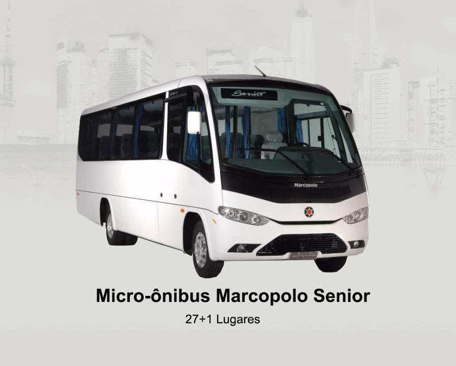 Locação de Micro Onibus BH